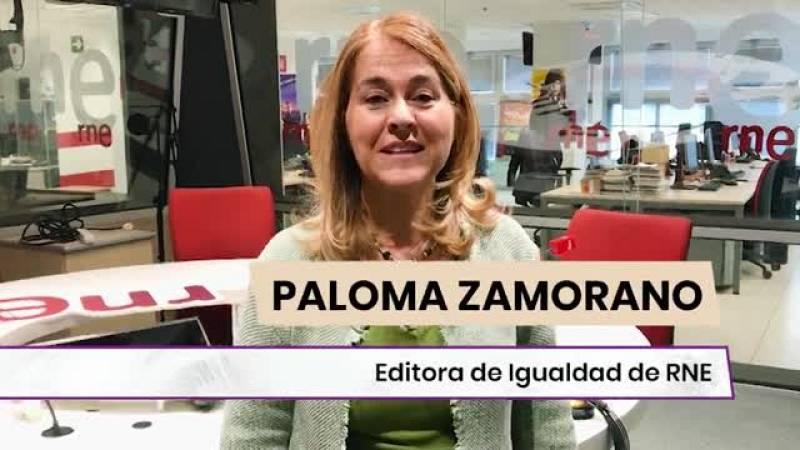 """Paloma Zamorano, editora de Igualdad de RNE: """"Queremos que los hombres también se sumen a este cambio"""""""