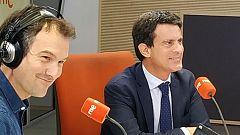"""Las mañanas de RNE con Íñigo Alfonso - Manuel Valls: """"Barcelona no es cosa de partidos"""""""