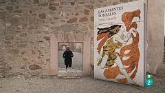 Página Dos - Recomendaciones -  Los amantes boreales, Las cartas de Elena Francis y Una noche en el paraíso