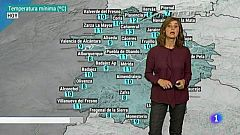 El tiempo en Extremadura - 14/11/18