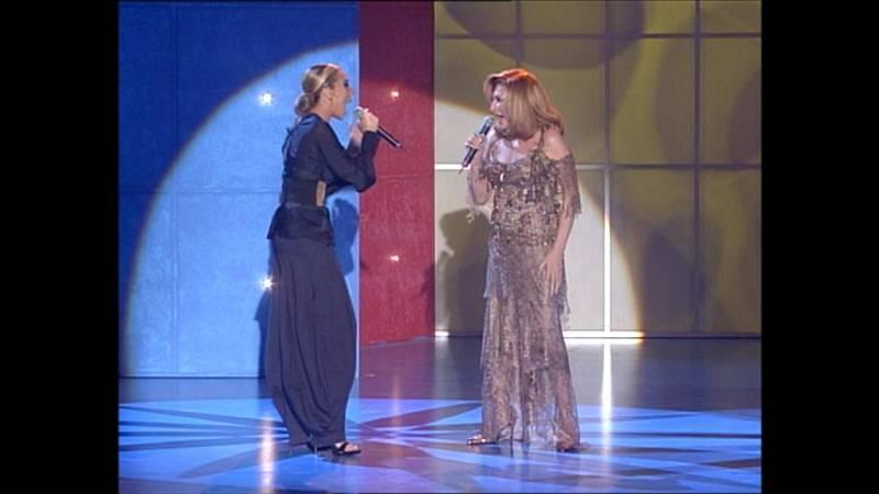 Cachitos de Hierro y Cromo -  Tu cachito entero: Rocío Jurado + Mónica Naranjo: Punto de Partida (Rocío siempre, 2005)