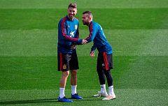 España pasaría a la 'final four' de la Liga de Naciones si vence a Croacia
