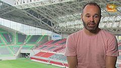 """Iniesta: """"Luis Enrique es el entrenador ideal para España"""""""