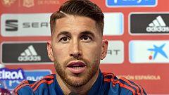 """Sergio Ramos: """"Es una oportunidad de jugar una Final Four"""""""
