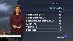 El tiempo en Andalucía - 14/11/18