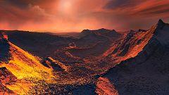 Descubren una supertierra fría y oscura, vecina de nuestro Sistema Solar