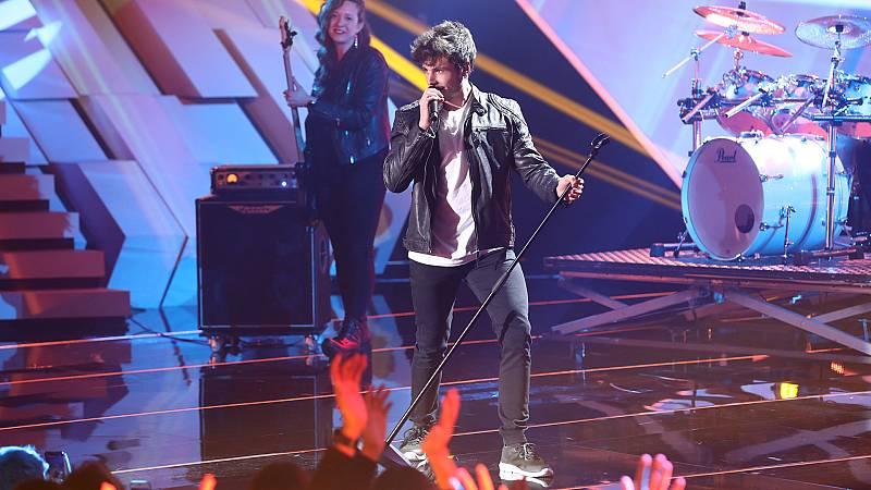 "OT 2018 - Miki canta ""We can dance"" en la gala 8"