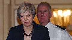 El Gobierno británico acepta el principio de acuerdo de May con Bruselas para el 'Brexit'