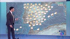 Cielos cubiertos y fuertes lluvias hoy en el área mediterránea