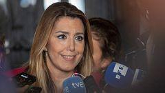 """El PSOE de Díaz ofrece a sus rivales """"un gran pacto"""" por Andalucía y el PP ve posible un pacto con Ciudadanos"""