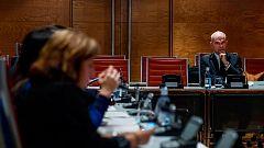 Manuel Chaves niega financiación ilegal del PSOE en la comisión del Senado