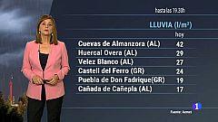 El tiempo en Andalucía - 15/11/2018