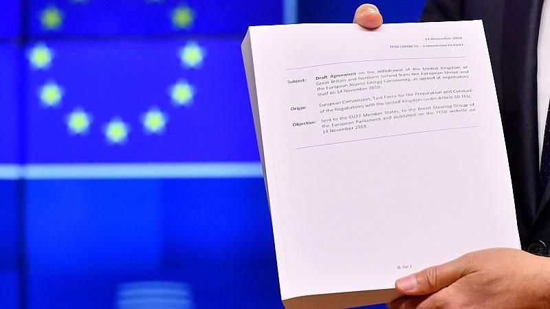 Las claves del acuerdo para el 'Brexit'
