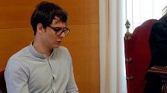 Patrick Nogueira, condenado a prisión permanente revisable por los crímenes de Pioz