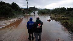 Alerta roja por lluvias y hasta 300 litros en Valencia