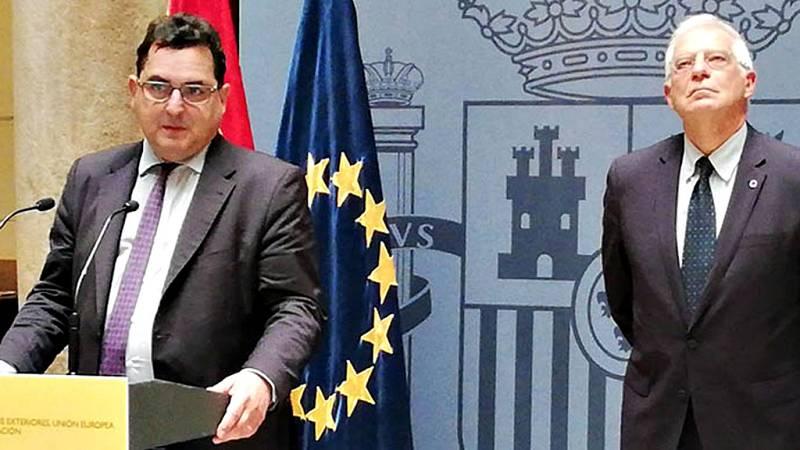 """El gobierno español puntualizó que, pese a lo apuntado por el Comité Olímpico Internacional, no ha habido """"ningún cambio"""" en su posición sobre la participación de deportistas kosovares en competiciones olímpicas en España y """"siempre"""" ha concedido vis"""