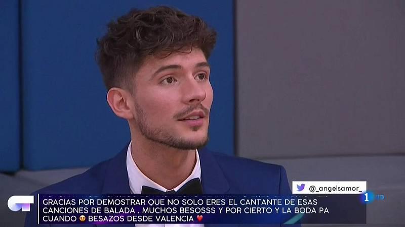 """Chat OT 2018 - Carlos: """"Desde el principio Alba es mi ganadora"""""""