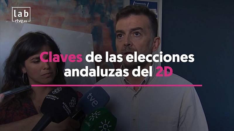 Los temas que decidirán las elecciones andaluzas del 2D para entender las elecciones andaluzas