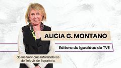 """Alicia G. Montano, editora de Igualdad de TVE: """"Lo más importante es generar conciencia"""""""