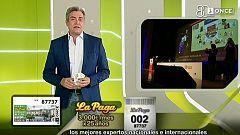 Sorteo ONCE - 15/11/18