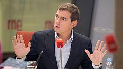 """Las mañanas de RNE - Rivera: """"Si hay un escaño más de cambio que de continuidad en Andalucía, habrá cambio"""""""