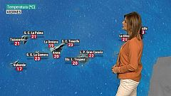 El tiempo en Canarias - 16/11/2018