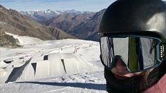 Snowboard - Reportaje: María Hidalgo