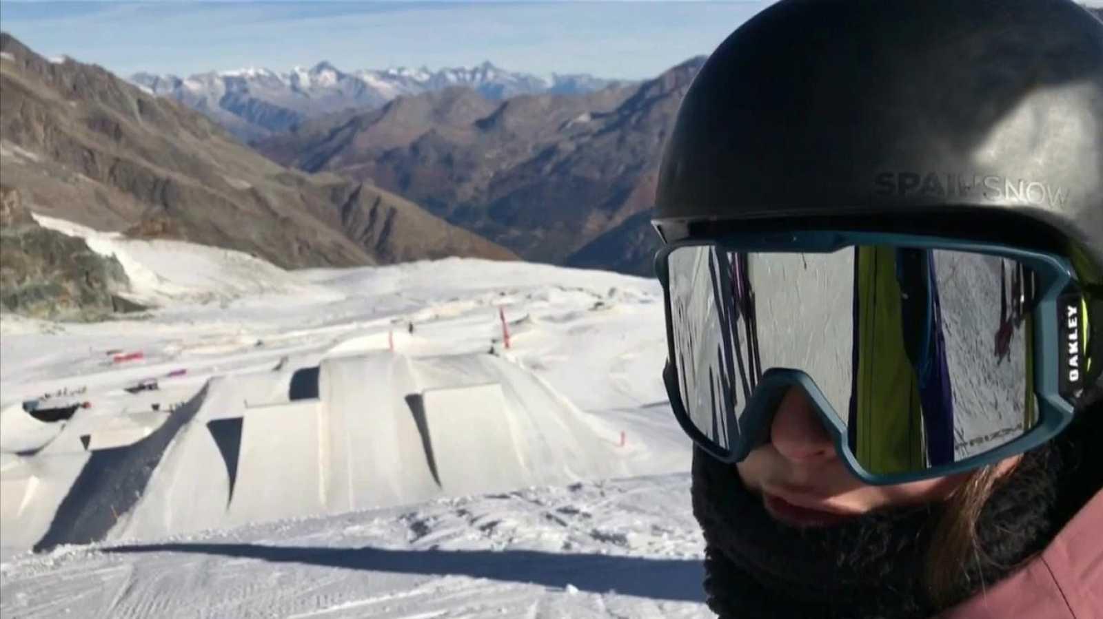 Snowboard - Reportaje: María Hidalgo - ver ahora