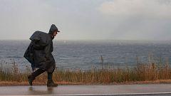 Probabilidad de rachas de viento muy fuertes en zonas de Canarias