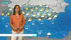 El tiempo en Andalucía - 16/11/2018