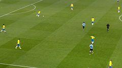 Fútbol - Amistoso Internacional: Brasil - Uruguay