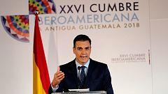 """Sánchez sugiere que no presentará los presupuestos si no cuenta con respaldo parlamentario: """"No vamos a marear a los españoles"""""""