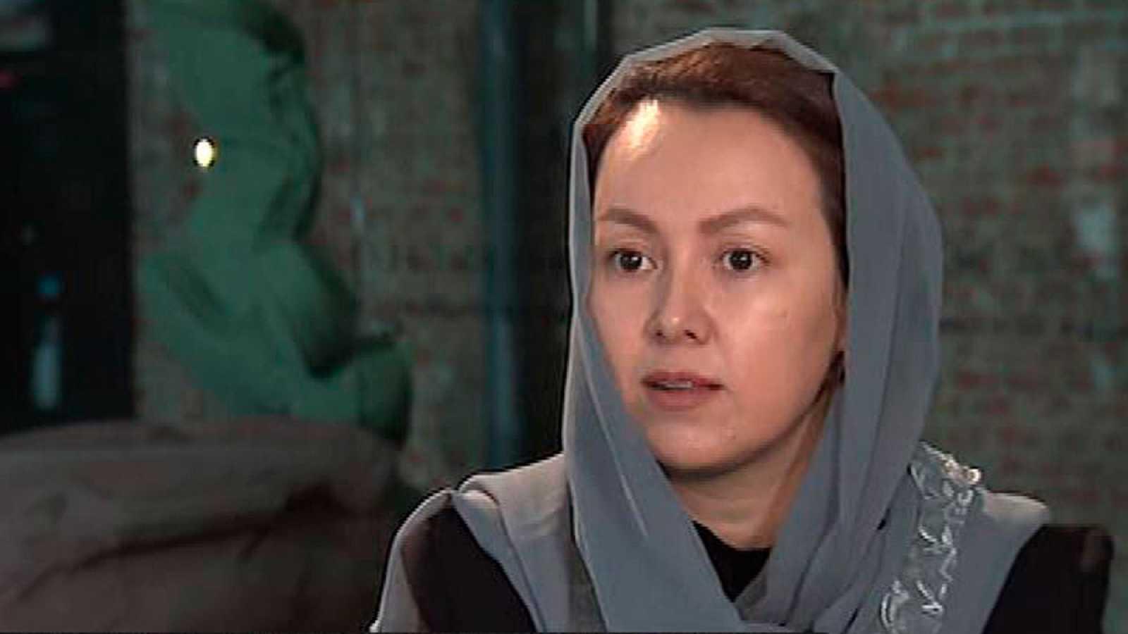 """Khadija Ahmadi, alcaldesa en Afganistán: """"La sociedad afgana no cree que la mujer pueda ser líder"""""""