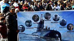 Hallan el submarino argentino ARA San Juan, desaparecido hace un año