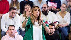 Díaz se queja de que Cs olivde el apoyo dado para pactar con el PP y recibe críticas por su cartel