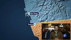 Miles de migrantes esperan en Tijuana para pedir asilo