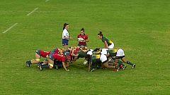 Rugby - Encuentro Internacional Selección Femenina España - Suráfrica