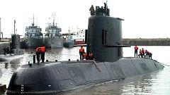 Argentina reconoce que no tiene los medios para reflotar el submarino ARA San Juan