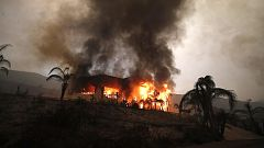 Informe Semanal - Arde California