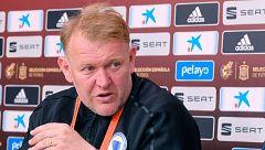"""Prosinecki: """"va a ser un partido muy difícil y divertido"""""""