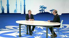 Medina en TVE - CIE: un programa ambicioso