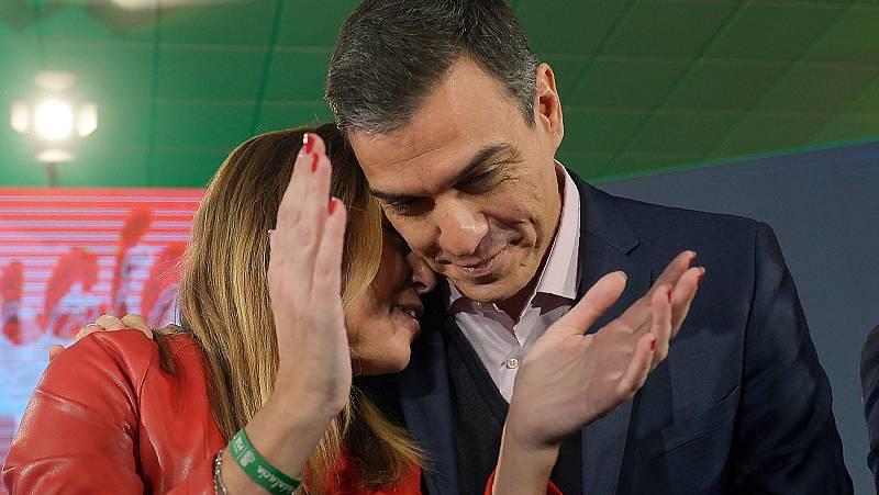 Los comicios andaluces serán los primeros con  Pedro Sánchez en el Gobierno