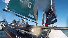 Vela - Extreme Sailing Series 2018 Prueba San Diego (EEUU)