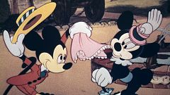 Mickey y Minnie Mouse cumplen 90 años