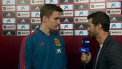 Fútbol - Amistoso Selección Absoluta: España - Bosnia. Post-partido