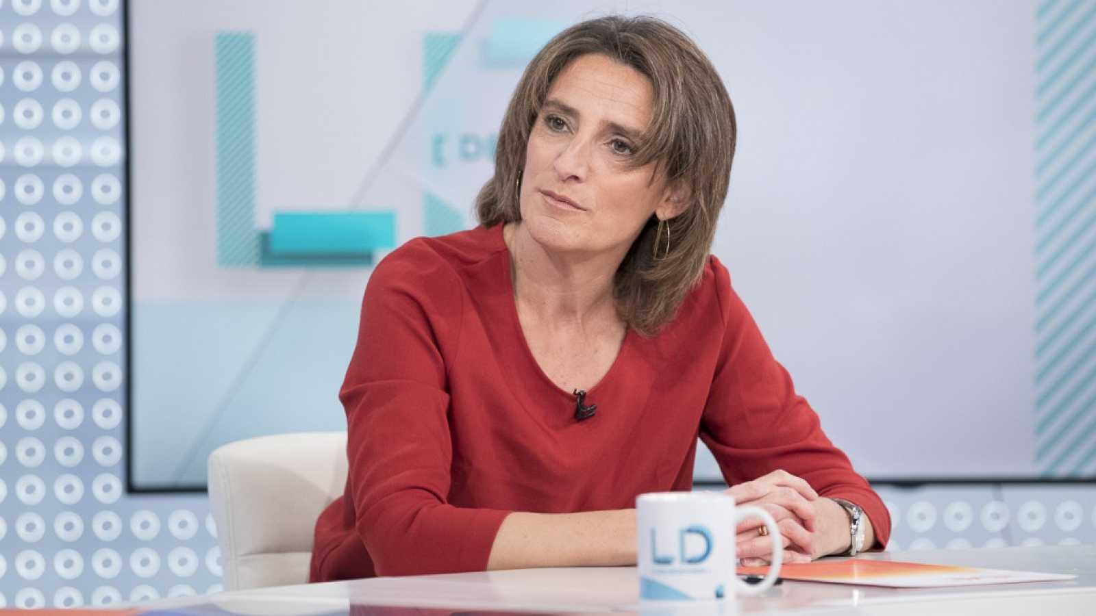Los desayunos de TVE - Teresa Ribera, ministra para la Transición Ecológica - ver ahora