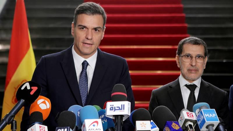Pedro Sánchez no descarta adelantar las elecciones al 'superdomingo' del 26 de mayo