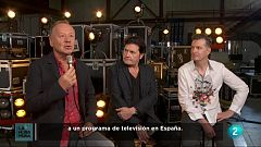 La Hora Musa - Entrevista con Simple Minds