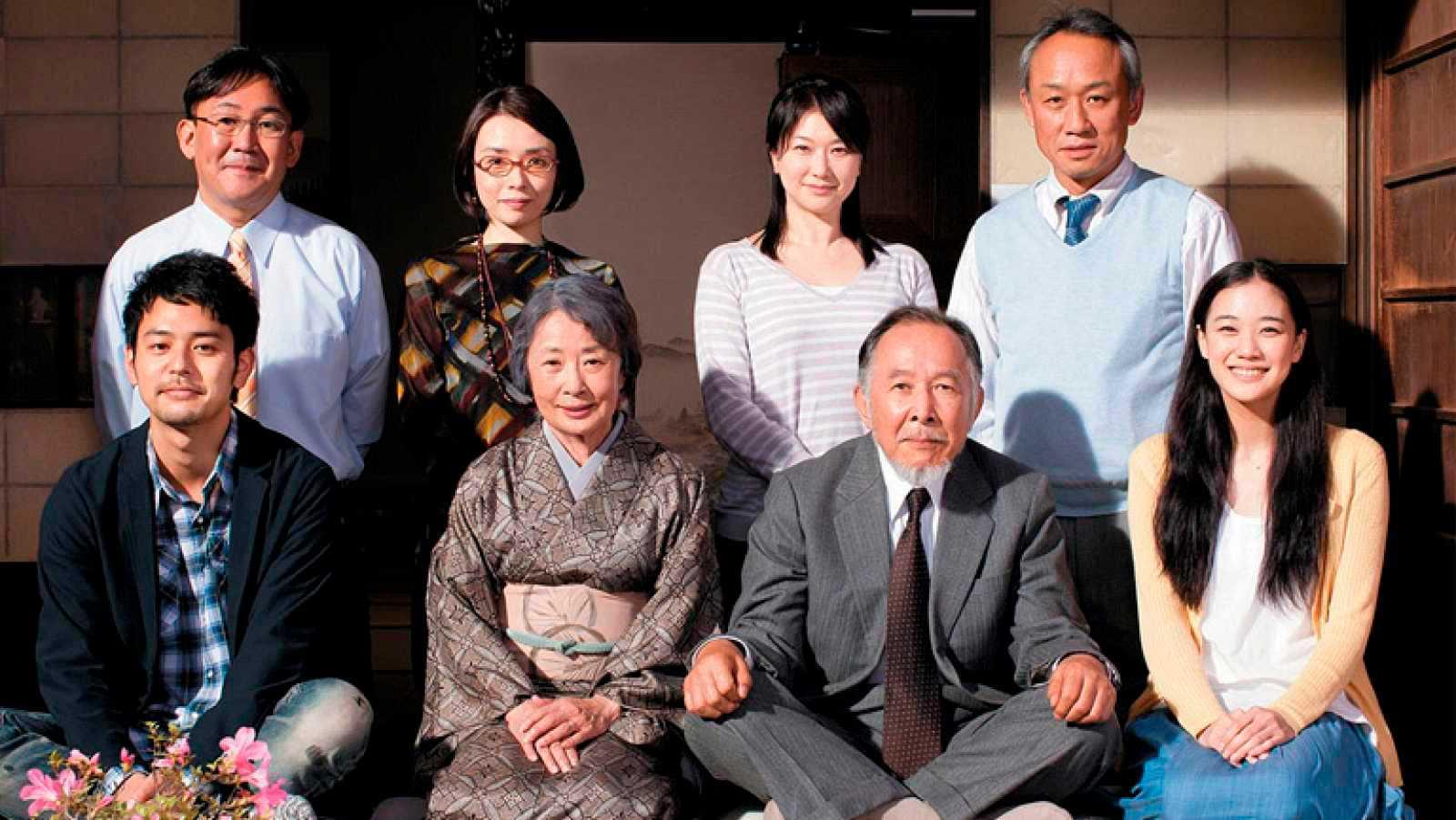 'Una familia de Tokio', una gran película esta noche en Zona Indie, en La 2