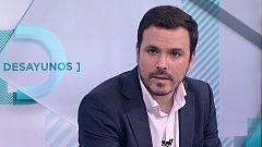 Los desayunos de TVE - Alberto Garzón, coordinador federal de Izquierda Unida